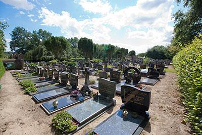 Begraven van een overleden gelovige heeft de voorkeur