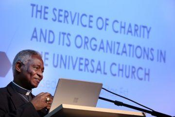 """""""Overal zijn kansen voor caritas"""""""